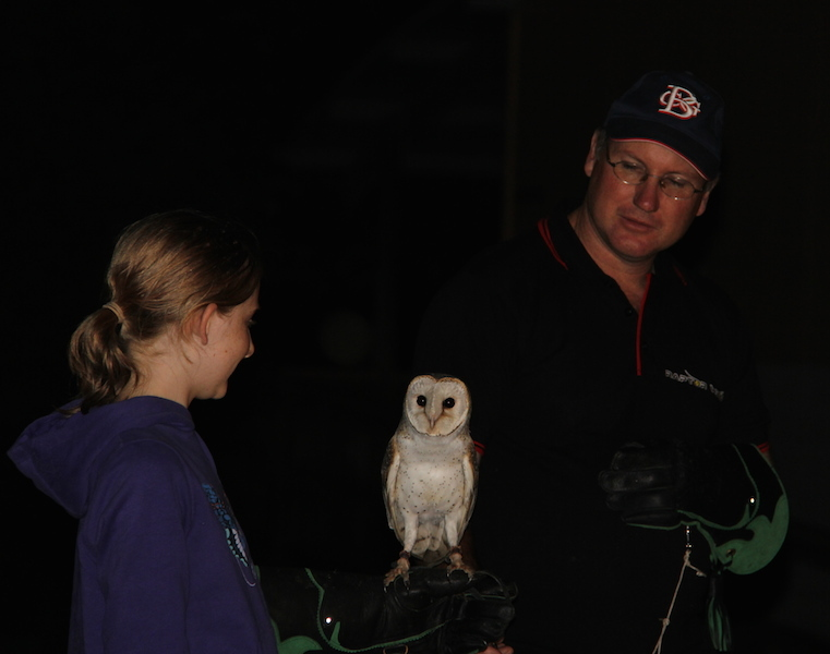 Selina, Dave and Twilight