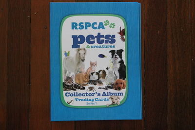 RSPCA Collector Album